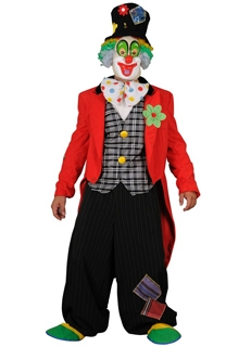 Masky - Klauni, Cirkusanti