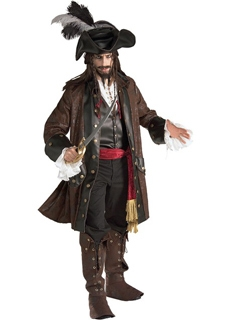 Masky - Piráti