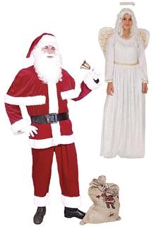 Mikulášske, Vianočné masky