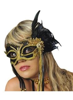 Škrabošky, Masky na tvár