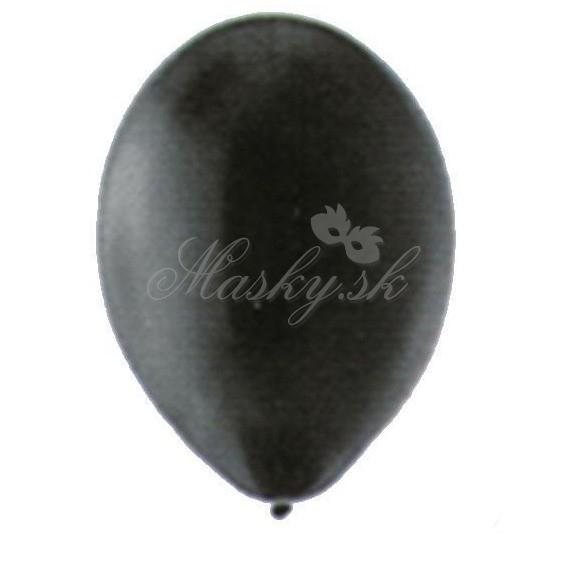 Balóny čierne halloweenske 25 ks 65030z