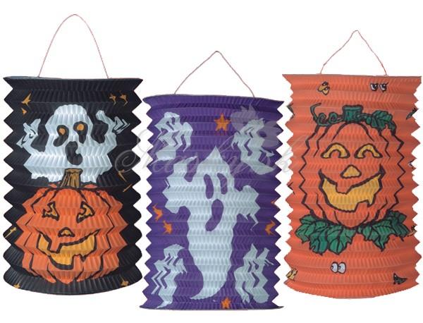 Halloweensky lampión 3ks 07823