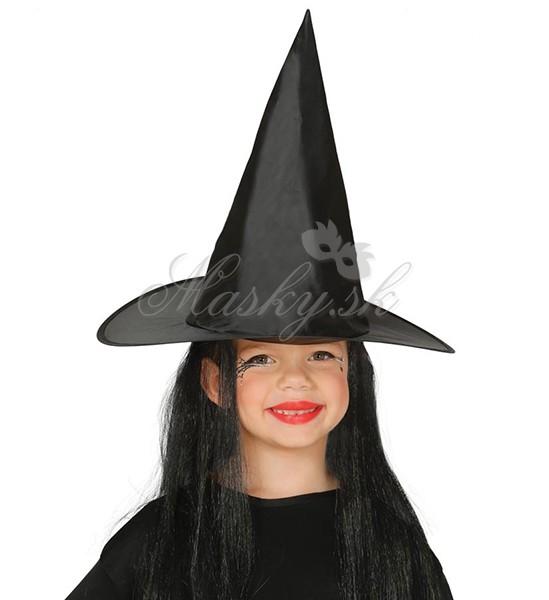 Klobúk čarodejnícky detský 13219