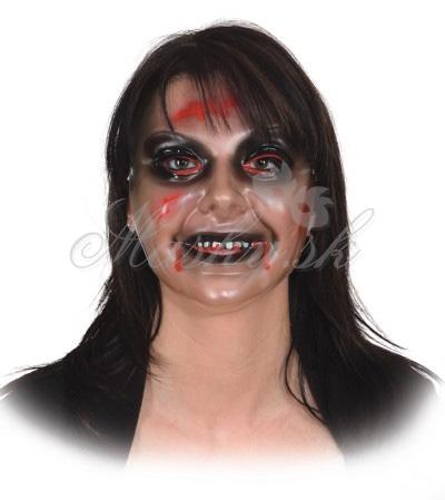 Maska Zombie dámska 40406
