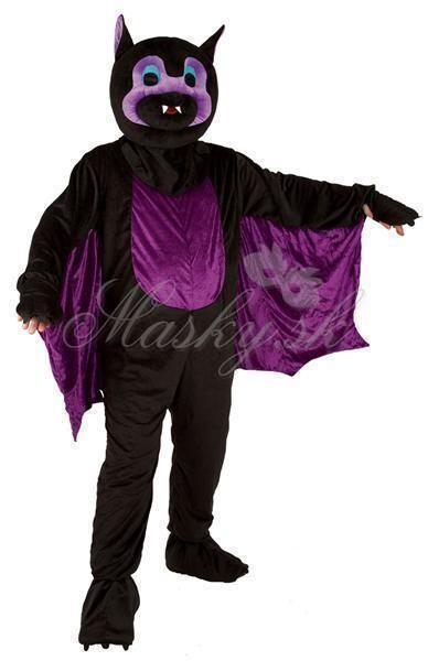 Maskot netopier 45803