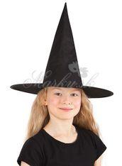 e150323a1 Klobúk čarodejnícky detský 96919 - Masky na karneval a halloween - Masky.sk