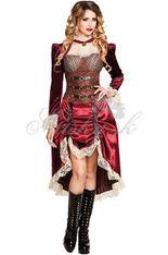 Steampunk lady 19