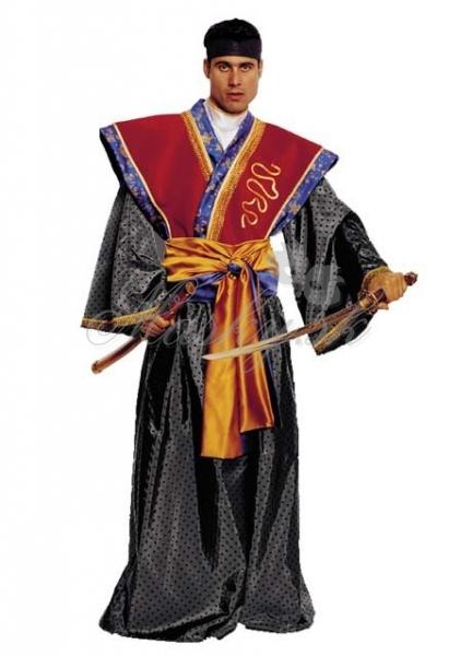 Японский костюм для мальчика своими руками