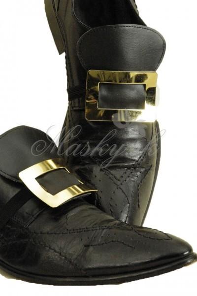 Spony na topánky zlaté 80180095-13